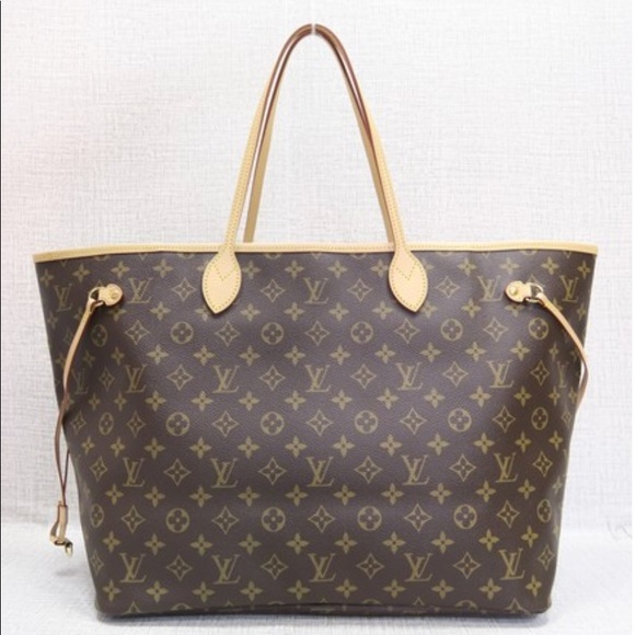 Louis Vuitton Handbags - Louis Vuitton Neverfull GM